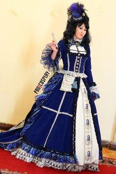 Lady TARDIS by ~Rimudo-Blanche on deviantART