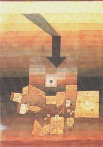 Place Struck, Paul Klee 1922