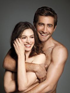 Jake Gyllenhaal and Anne Hathaway - Love & Other Drugs has to be one of my favorite movies in a long while!