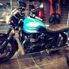 ***FOR SALE*** 2015 (65) Triumph Bonneville T100 Spirit. £5995. Finance available. Part exchange welcome. #moniamotorcycles #triumphmotorcycles #thebikeshed #triumph #triumphbonneville #t100 #triumphforsale #triumph_uk #britishbikeforsale #finance