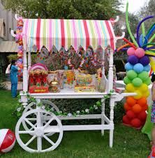 Image result for candy cart