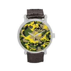 >>>best recommended          Yellow Camouflage Wrist Watch           Yellow Camouflage Wrist Watch This site is will advise you where to buyThis Deals          Yellow Camouflage Wrist Watch Online Secure Check out Quick and Easy...Cleck Hot Deals >>> http://www.zazzle.com/yellow_camouflage_wrist_watch-256177691286332339?rf=238627982471231924&zbar=1&tc=terrest