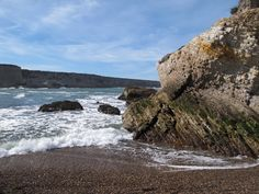 My absolute favorite place to go on vacation!!! ~ Spooner's Cove, Montana de Oro State Park, San Luis Obispo California