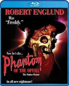 cool THE PHANTOM OF THE OPERA New Sealed Blu-ray Robert Englund - For Sale Check more at http://shipperscentral.com/wp/product/the-phantom-of-the-opera-new-sealed-blu-ray-robert-englund-for-sale/