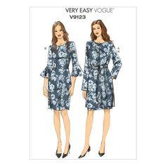 Vogue Patterns V9123 (14-16-18-20-22)