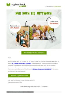 3,2,1… Die myphotobook Produktwochen enden  ❙  #KunstHobby  - https://deal-held.de/321-die-myphotobook-produktwochen-enden/