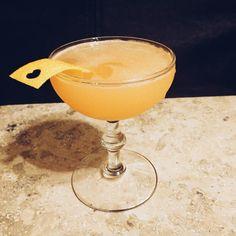 A Gingered Sidecar Cognac Barrows Intense Ginger Liquor Dry Curacao Lemon Juice  #cocktails #Friday #happyhour #mixology #drinks #organic #fresh #best #luxury #losangeles #glutenfree #vegan #thenaturalmixologist