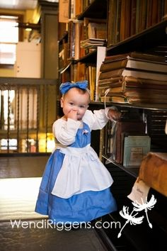 "Babies as Disney Characters | 14 ""Once Upon A Time"" Fairy Tale Photos"