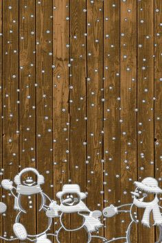 Snowfall #Wallpaper #Background