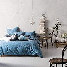 Collendina Quilt Cover Set by Marie Claire | Zanui