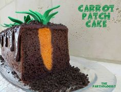 This carrot patch cake is sure to be a hit with the kids.. and make sure you leave a slice for the Easter bunny! Thanks for sharing Southern Tots 2 Teens! http://thewhoot.com.au/whoot-news/chummy-mummy/carrot-patch-cake