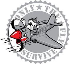 TGIF Mascot logo design by Jon Ramirez, via Behance
