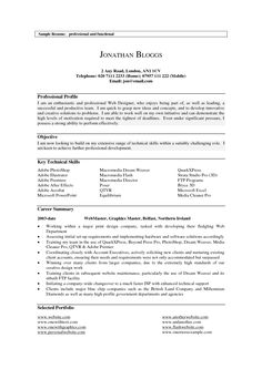 Profile On Resume 113 Best Professional Profile Images On Pinterest  Beauty Products .