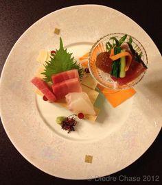 Sashimi art