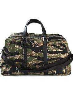 Shop Golden Goose Deluxe Brand camouflage print holdall in Excelsior Milano from the world's best independent boutiques at farfetch.com. Over 1000 designers from 300 boutiques in one website.