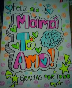 PANCARTAS DE CUMPLEAÑOS PARA MUJER - Buscar con Google Carteles Blog ?  #Buscar #con #cumpleaños #Google #MUJER #Pancartas #para #Carteles de Cumpleaños #Carteles Creativos #Carteles Vintage ? Happy B Day, Happy Mothers Day, Mom Birthday, Birthday Wishes, Bullet Journal Titles, Diy And Crafts, Paper Crafts, Funny Spanish Memes, I Love My Dad