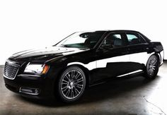 Chrysler 300 - great design