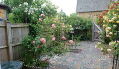 The Gardens at Rose Cottage