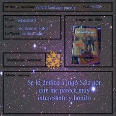 Alicia también recomienda esta lectura sobre el mundo de los mamíferos Event Ticket, World, Reading, Book
