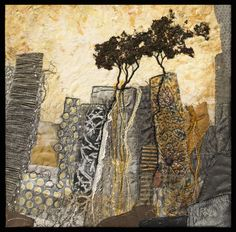 Escarpment #14 by Lorraine Roy. Gorgeous!