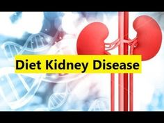 Diet Kidney Disease - Foods To Avoid With Kidney Disease