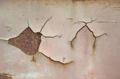 old broken car wall texture