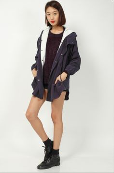 Runaway Bandits/$S 39.50 - In love with this coat for winter!!