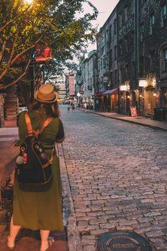 12 Fun Things to do in Savannah for an Unforgettable Girls Trip | Savannah Riverfront #savannah #georgia #simplywander #riverfront