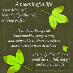 Quotes About Being Humble | , or being perfect. It is about being real, being humble, being ...