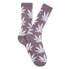 HUF chaussettes Plantlife crew wine heather cannabis 16,00 € #skate #skateboard #skateboarding #streetshop #skateshop @playskateshop