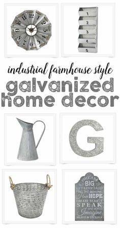 Design Vintage Farmhouse Industrial Decor Unique Interior Design Ideas