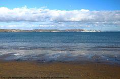 Weymouth Beach And Jurassic Coast View