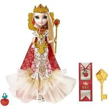 Ever After High Royally Ever After Apple White Doll - Brand New IN STOCK