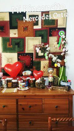 Mi Rinconcito Mercedes Ortiz #patchwork #Quilts @mirinconcito19 #zalamealareal