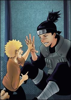 This is a Naruto Iruka Father Son AMV! I think that they are so good for eachother! Anyways I still need Naruto clips so please tell me where to find th. Naruto Uzumaki, Anime Naruto, Boruto, Kakashi Naruto, Art Naruto, Naruto Boys, Naruto Cute, Naruto Funny, Chibi