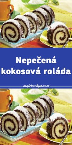 Czech Recipes, Ethnic Recipes, Oreo Cupcakes, Christmas Sweets, Yummy Treats, Sushi, Cheesecake, Food And Drink, Baking