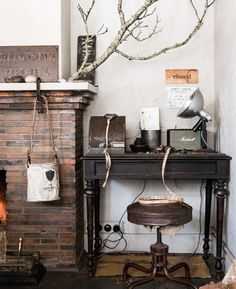 """Delve into the creative process and view Sibella's objects of inspiration at The Society inc pop-up shop, """"The Blacksmith's Workshop"""" hosted in the front room of The Hub General Store over the coming weeks."""