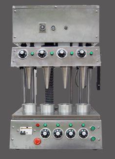 Pizza cone machine is incredible pizza cone maker kit to make pizza cone.