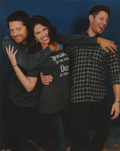 """@JensenAckles @mishacollins Thank y'all for this excellent Photo Op and an even more excellent weekend. Had a blast. #SpnAtl #Atlcon2016"""
