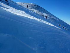 Climbing la Tosa pelada