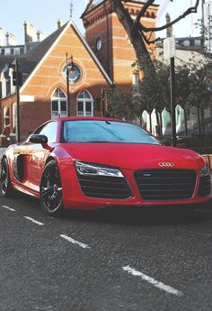 Audi.  Car of the Day: 16 August 2015.