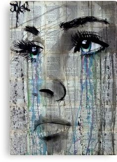 Saatchi Art is the best place to buy artwork online. Find the perfect original paintings, fine art photographs and more from the largest selection of original art in the world. Pop Art, Street Art, Newspaper Art, Art Mural, Portrait Art, Portraits, Face Art, Amazing Art, Art Drawings
