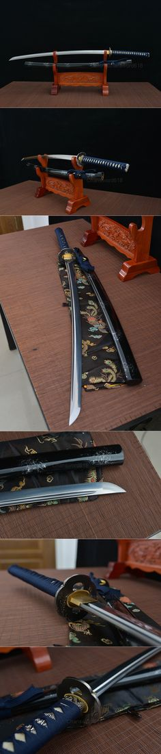 k044c 1060 carbon steel katana,affordable japanese samurai sword , part 1
