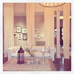 Jessie James Decker's living room