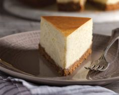 Bake From Scratch's original cheesecake recipe