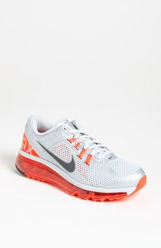 Nike 'Air Max 2013' Running Shoe (Women) available at #Nordstrom for my oklahoma state cowboys!