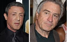 Image: Sylvester Stallone, Robert De Niro To Trade Christmas Punches in 'Grudge Match'