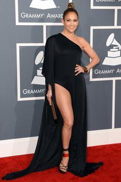 Side-Butt: Jennifer Lopez