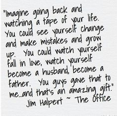 Jim Halpert is one of my favorites from The Office