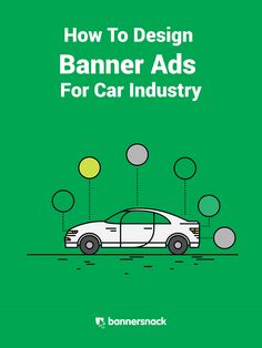 The old-fashioned car industry is quite possible to incorporate in the digital world.  #bannerads #banner #inspiration